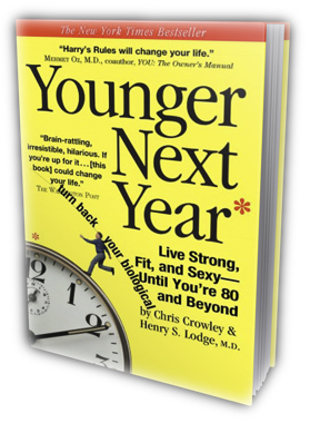 Book Younger Next Year Cover