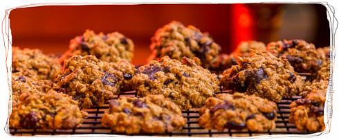 Heart Healthy Orange Chocolate Chip Cookies